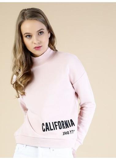 Baskılı Sweatshirt-Colin's